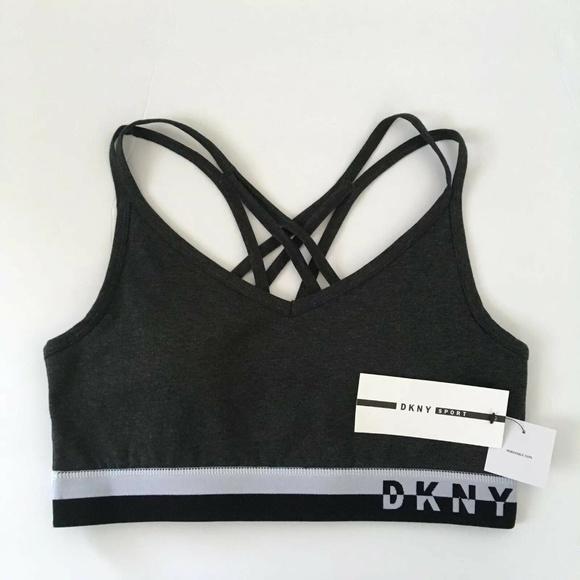 DKNY Womens Polka Dot Strappy Tank Top